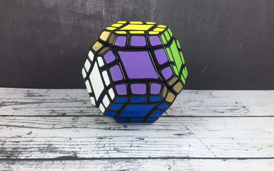 Lanlan 12-Axis Dodecahedron